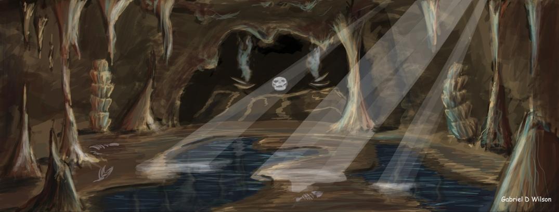 Grendel's cave